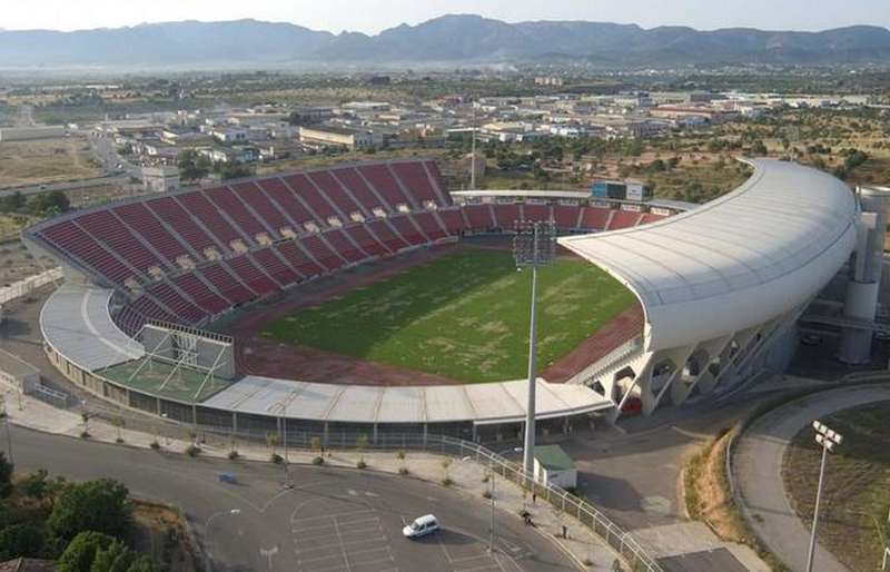 ESTADIO DE SON MOIX